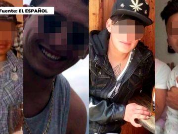 ¿Quiénes son los cuatro jóvenes de 'La Manada' de Alicante?