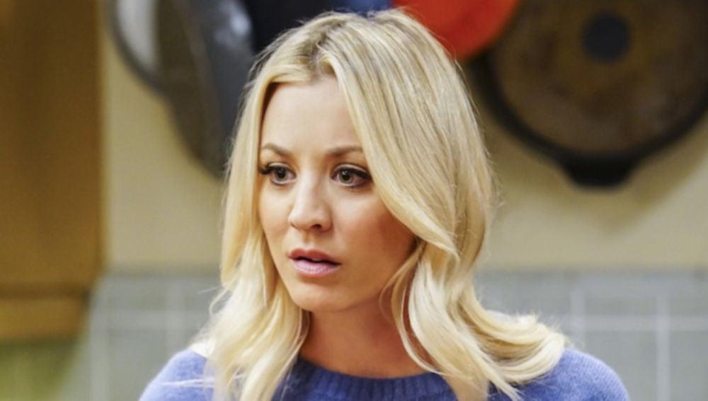 Kaley Cuoco, Penny, en 'The Big Bang Theory'