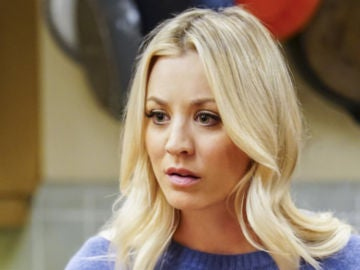 Kaley Cuoco, Penny, en 'The Big Bang Theory'