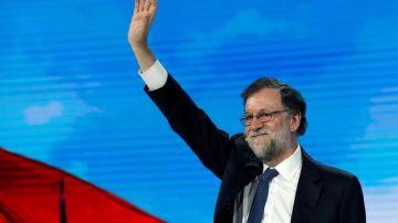 El expresidente del Gobierno, Mariano Rajoy
