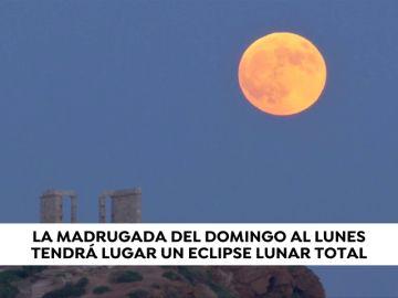 Estos son los consejos para ver el eclipse que dejará una espectacular superluna de sangre