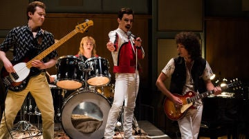 Actores de 'Bohemian Rhapsody'