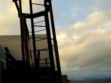 Así es la jaula en la que los mineros bajarán para poder rescatar a Julen