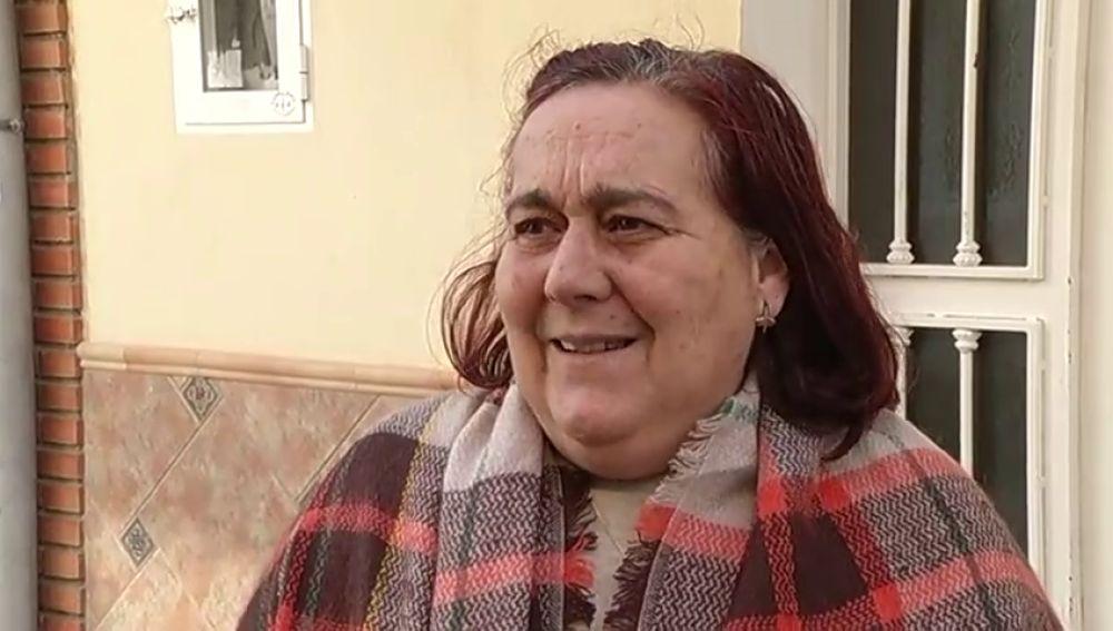 La tía abuela de Julen