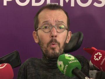 """Podemos pide a sus candidatos """"pasar página"""" y centrarse en las elecciones de mayo tras la crisis abierta"""