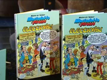 Mortadelo y Filemón, los agentes secretos más famosos, cumplen 61 años