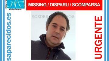 Desaparecido en A Coruña