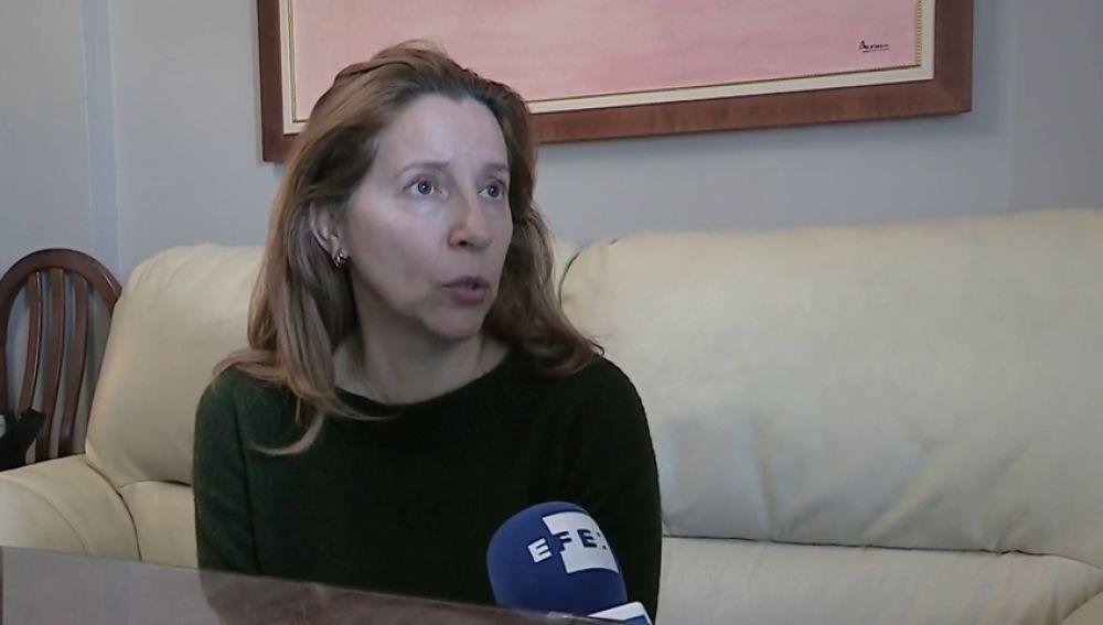"""Eva Casanueva, madre de Marta del Castillo: """"He perdido la esperanza de saber dónde está el cuerpo de mi hija"""""""