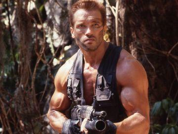 Arnold Schwarzenegger en 'The Predator'