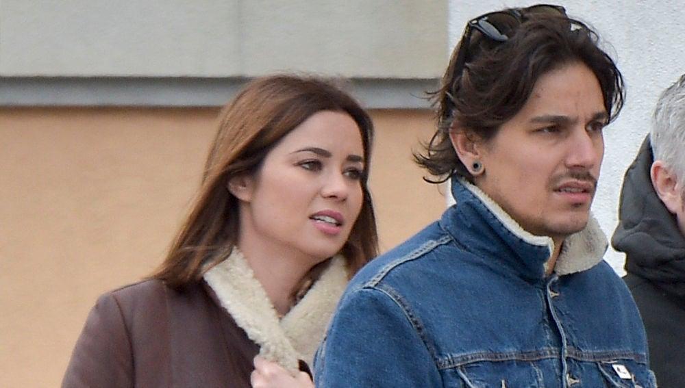 Dafne Fernández y Mario Chavarría