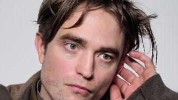 Robert Pattinson en la Semana de la Moda de París