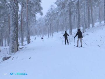 ¿En qué consiste el esquí de fondo? Probamos la experiencia
