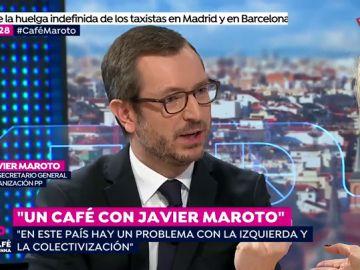 """Maroto: """"Hay asociaciones de mujeres que viven del chiringuito de la subvención"""""""