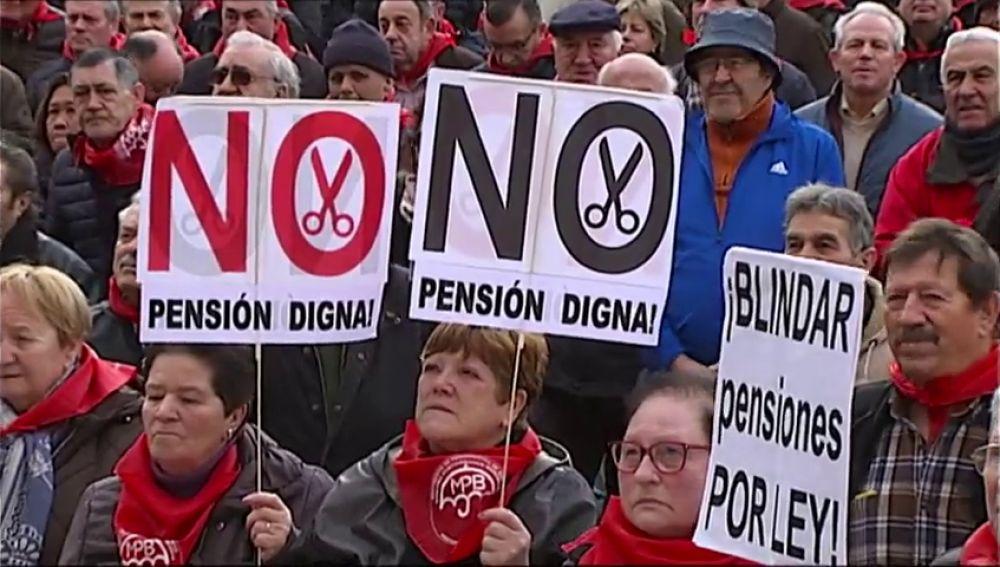 Los expertos dicen que las pensiones españolas son muy generosas