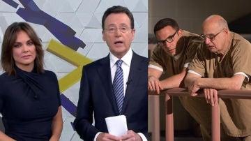 Récord de temporada para Antena 3 Noticias 1 Fin de Semana
