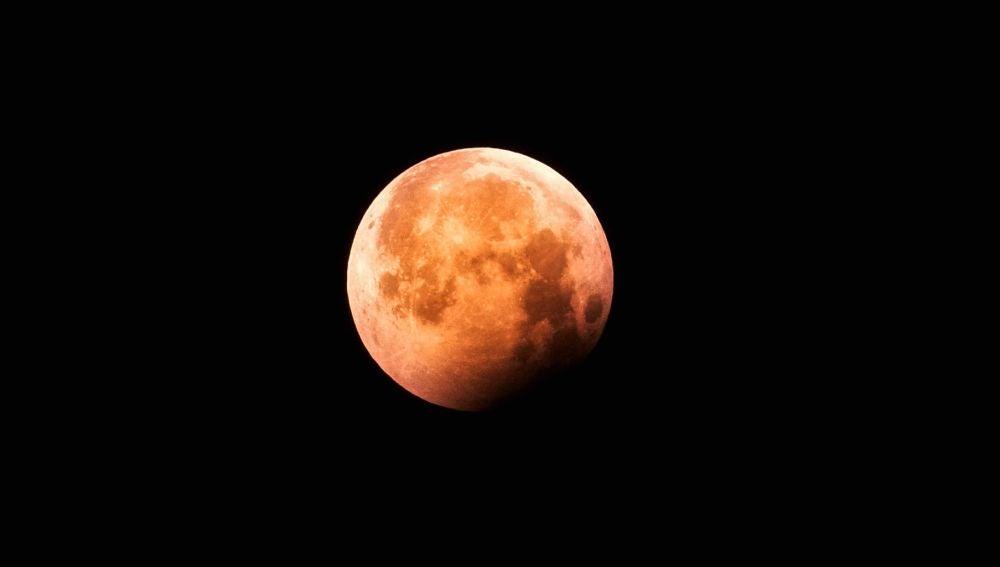 Luna de Sangre en el norte