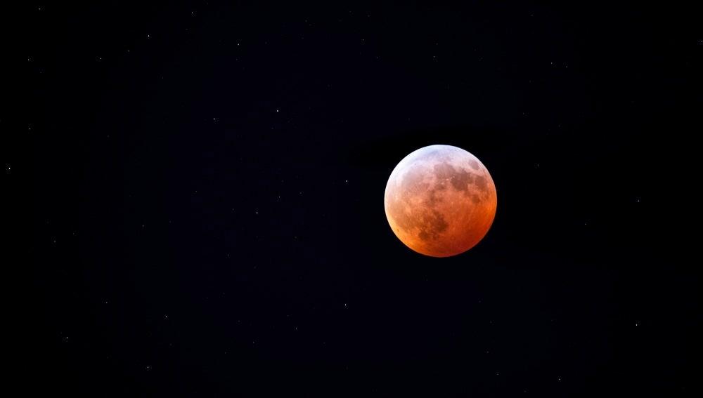 Eclipse de Luna del 21 de enero de 2019