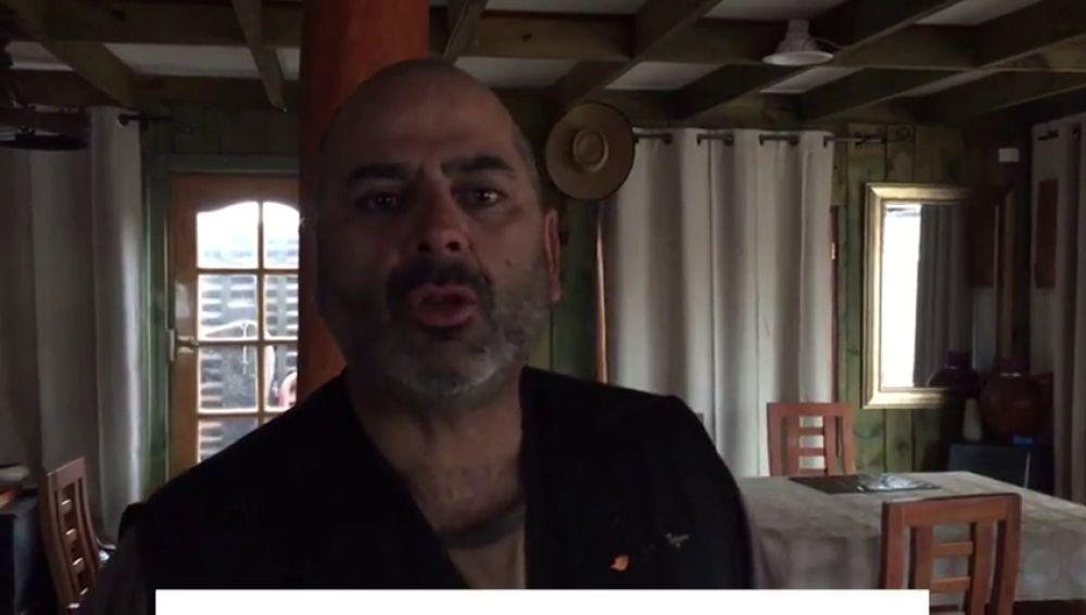 El mensaje de un minero chileno a los rescatadores de Julen