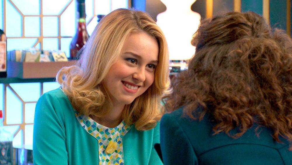 """Luisita pone fecha a su cita romántica con Amelia: """"Lo estoy deseando"""""""