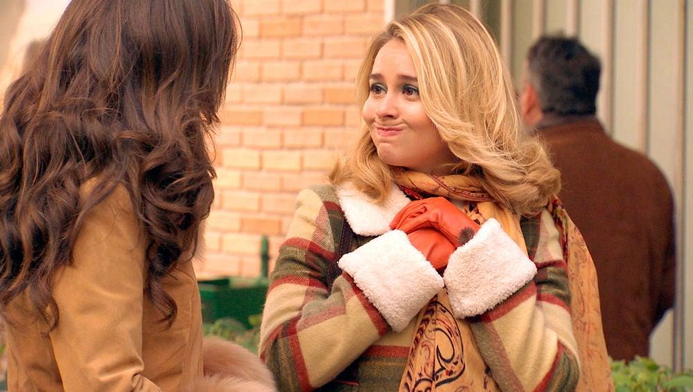 Luisita entra en pánico al enfrentarse al sexo con Amelia