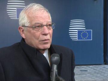 """Borrell avisa que el Brexit no puede ser como la DIU: """"se proclama y luego se suspenden los efectos"""""""