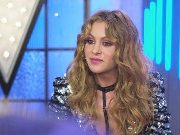 """VÍDEO: Paulina Rubio, feliz de conseguir a Aitor Martín: """"Me parece una voz original"""""""