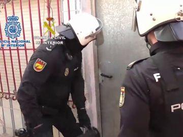 Detenido un grupo criminal que asaltaba comercios en la Región de Murcia