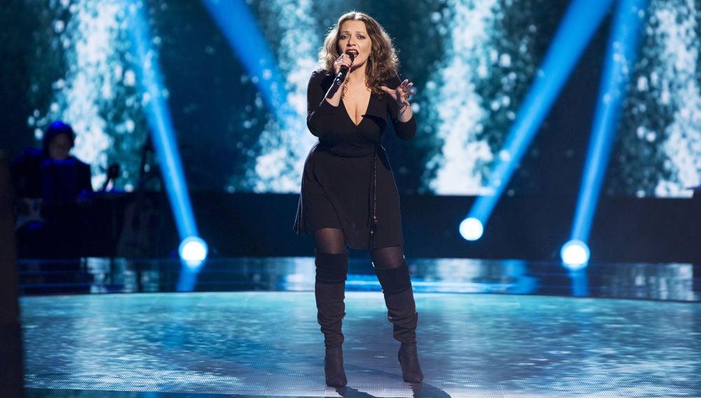 VÍDEO: Selina del Río canta 'El Río' en las 'Audiciones a ciegas' de 'La Voz'