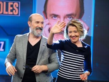 Revive la entrevista completa de Javier Cámara y María Pujalte en 'El Hormiguero 3.0'
