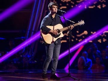 vídeo:Germán Jauregui canta 'Location' en las 'Audiciones a ciegas' de 'La Voz'