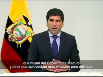 La polémica por el asesinato por parte de un venezolano a una mujer en Ecuador pone en peligro a sus compatriotas