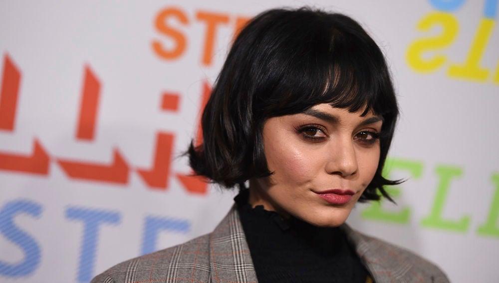 La actriz Vanessa Hudgens