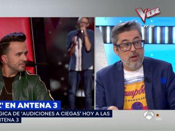 Espejo Público habla de 'La Voz'