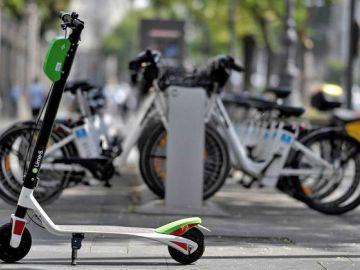 Campaña de información sobre patinetes eléctricos en San Sebastián