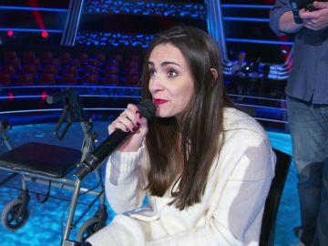Miriam Fernández, a por su sueño en 'La Voz' sin frenos... y con una gran sensibilidad