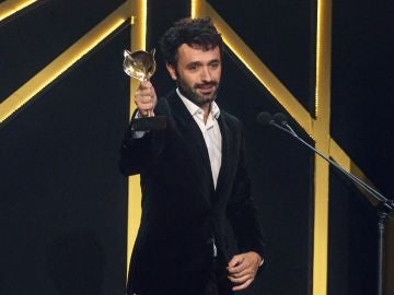 El director español Rodrigo Sorogoyen