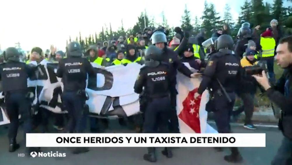 REEMPLAZO_TAXI MADRID