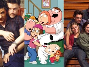 Series que cumplen 20 años en 2019