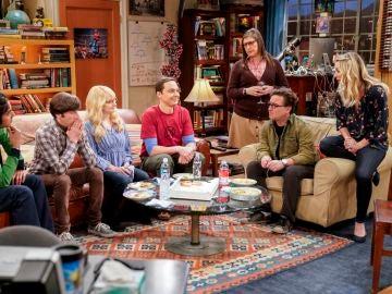 Imagen de la temporada 12 de 'Big Bang Theory'