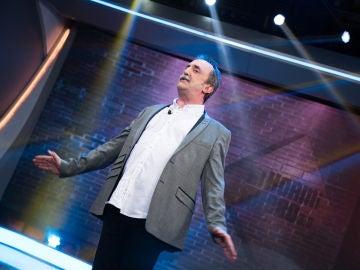 Santi Rodríguez inunda de risas 'El Hormiguero 3.0' con un chiste inventado