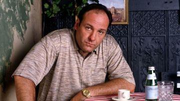 James Gandolfini como Tony Soprano