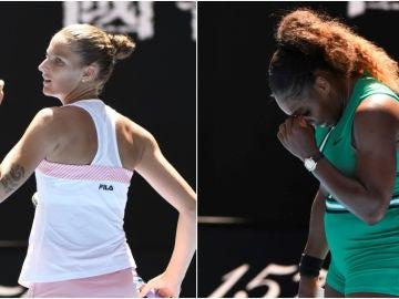 Pliskova vence a Serena Williams en Australia