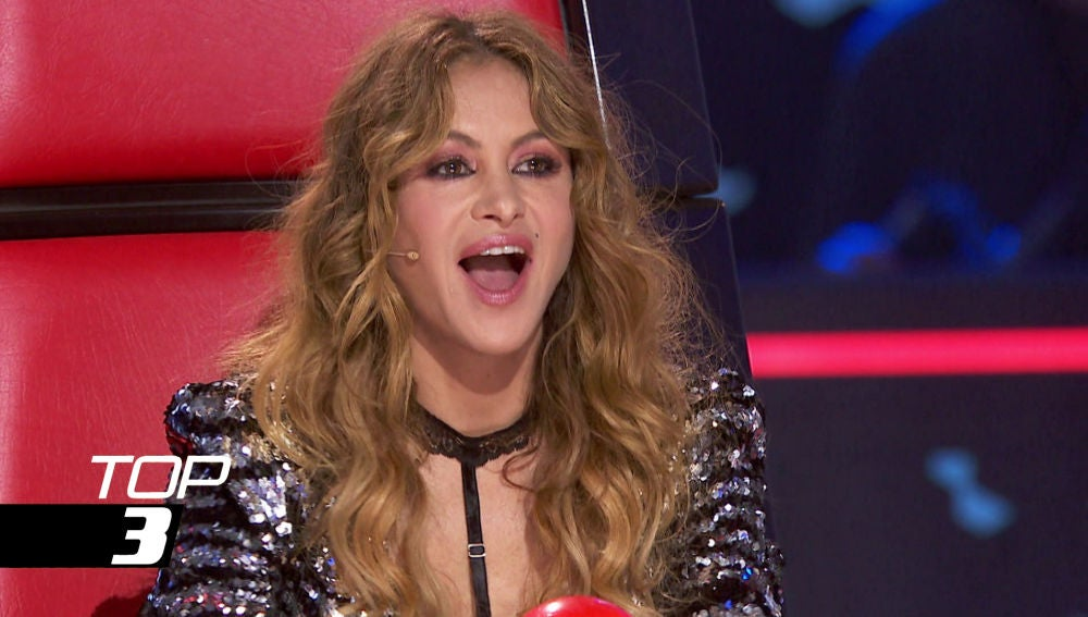 El huracán Paulina, las lágrimas de Jennifer y el primer cuarteto de la historia de 'La Voz', entre el TOP 5 de las 'Audiciones a ciegas' de 'La Voz'