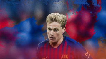 De Jong, nuevo jugador del FC Barcelona