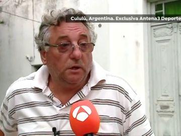 Antena 3 Deportes habló en exclusiva con el padre de Emiliano Sala