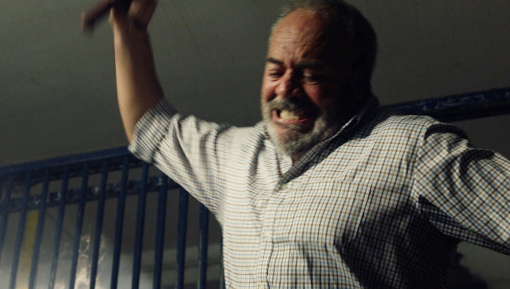 "Salvador tortura a Herminio: ""Te pregunto por última vez, ¿dónde está Francisco?"""