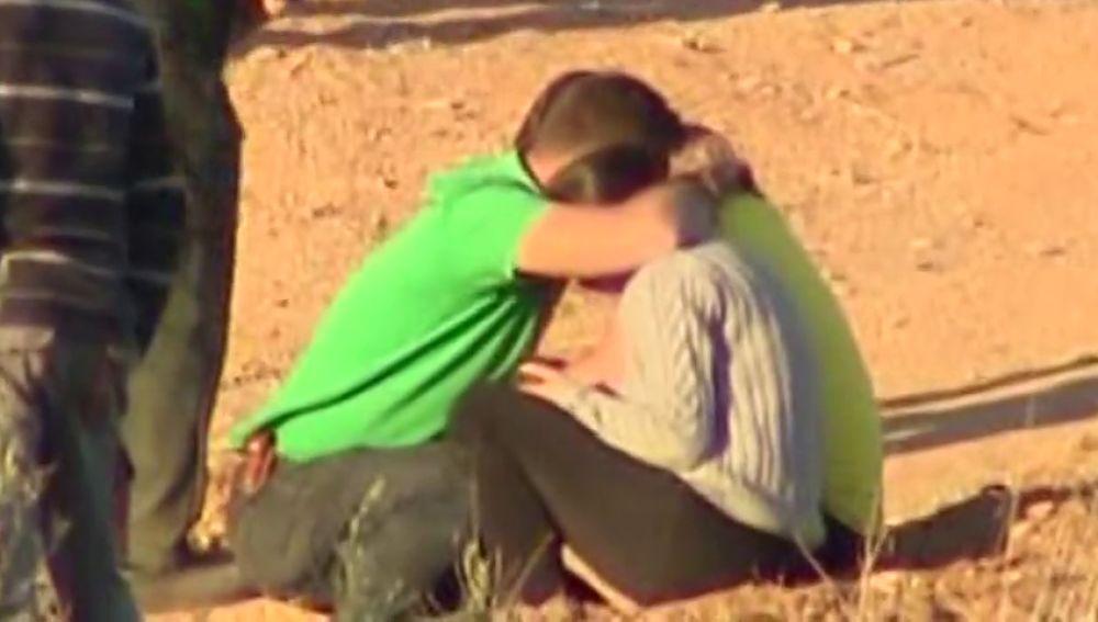 Los psicólogos preparan a la familia y a los rescatadores para el momento decisivo