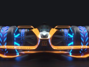 McLaren y su concepto para el año 2050