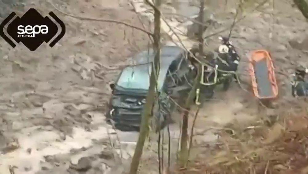 REEMPLAZO El temporal se cobra cuatro víctimas mortales en Asturias