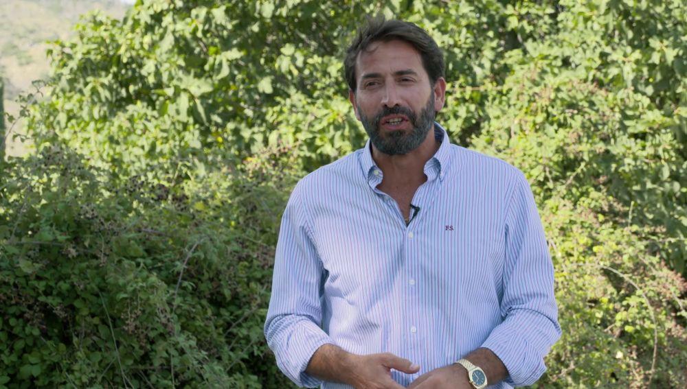 ¿Cómo es la relación entre Francisco y Alfonso? ¡Antonio Garrido nos lo cuenta!